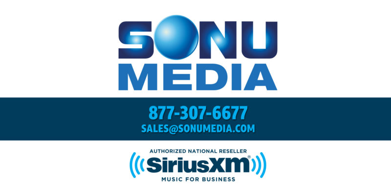 SiriusXM Music for Business Customization