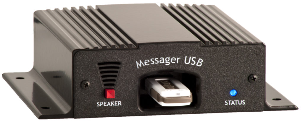 Call On-Hold Service Messager USB