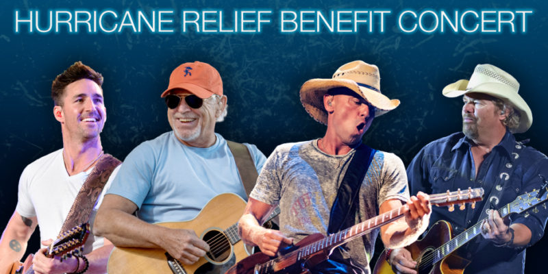 Hurricane Relief Concert 2017