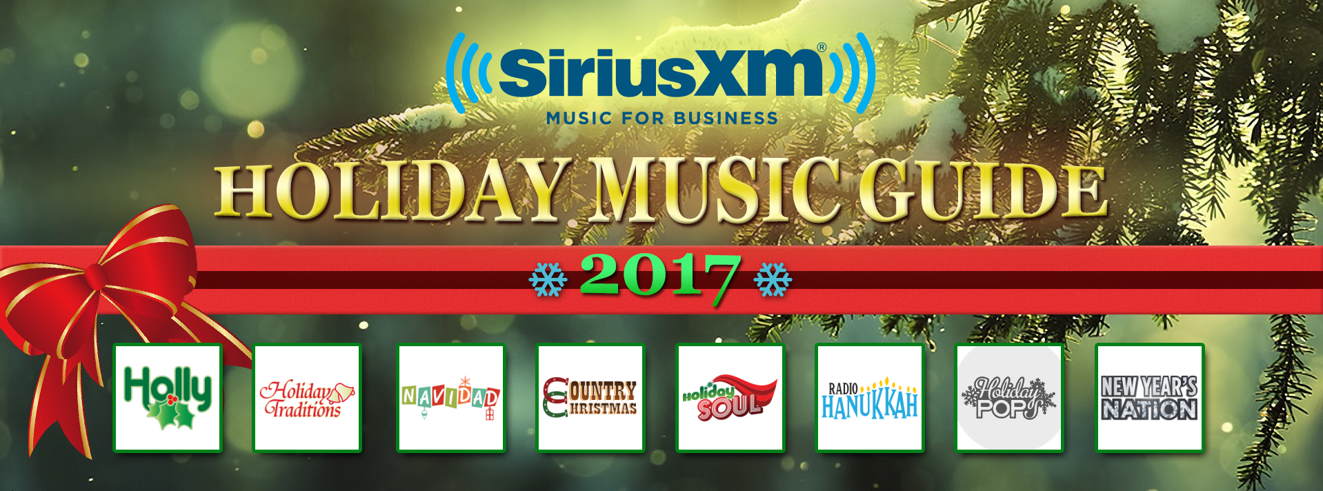 holiday music for business siriusxm holiday music channels - What Channel Is Christmas Music On Sirius Xm