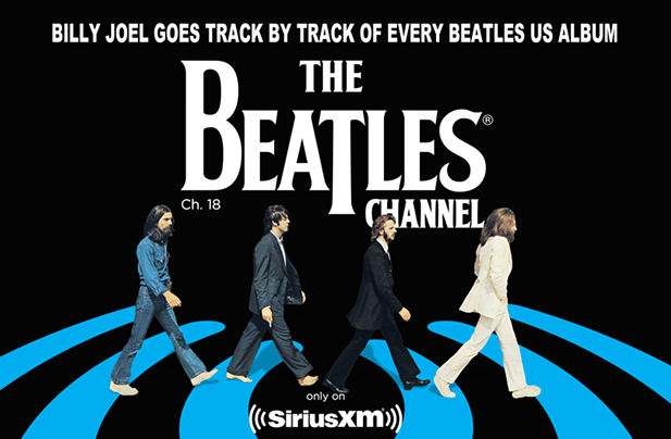 SiriusXM Music for Business The Beatles Channel Billy Joel Takeover