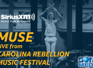 SiriusXM-Music-for-Business-MUSE-Live-Carolina-Rebellion-Music-Festival