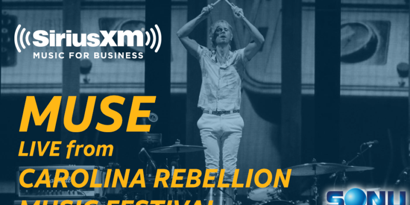 SiriusXM-Music-for-Business-MUSE-Live-Carolina-Rebellion-Music-Festival