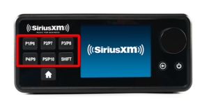 SiriusXM Music for Business GDI-SXBR2 Radio