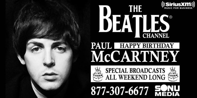 Paul-McCartney-Birthday-SiriusXM-The-Beatles-Channel
