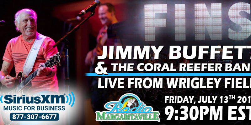 SiriusXM-Jimmy-Buffett-LIVE-Wrigley-Field-Chicago-2018-Radio-Margaritaville