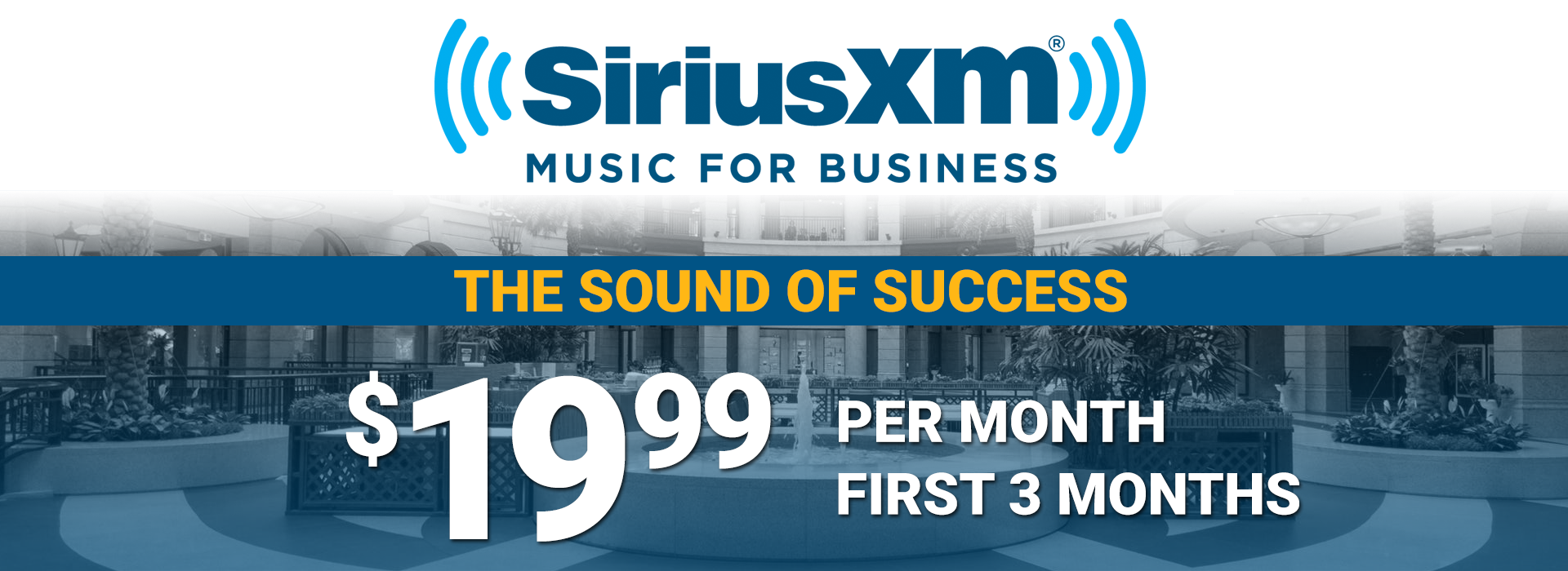 Siriusxm Cancel Subscription >> Siriusxm Music For Business Sonu Media 877 307 6677