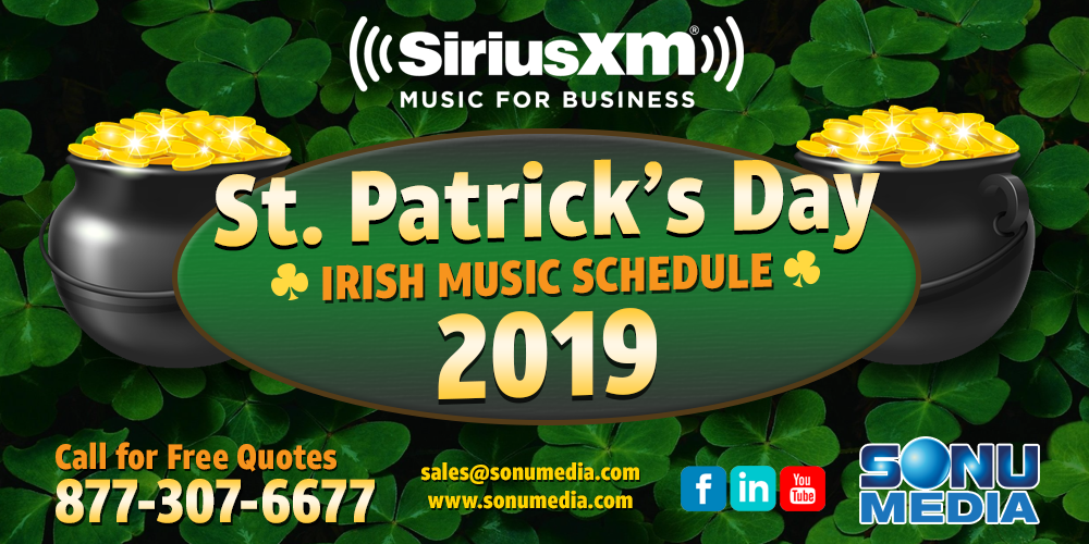 SiriusXM-St-Patricks-Day-Irish-Music-for-Business-2019