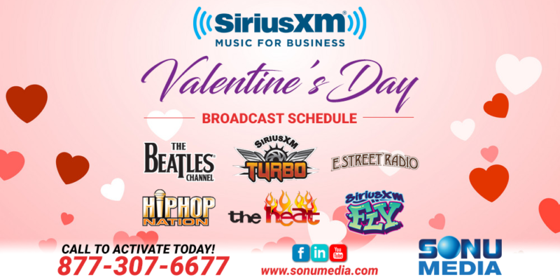 SiriusXM Holiday Channels Archives
