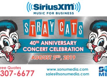 SiriusXM-Stray-Cats-40th-Anniversary-Concert-2019
