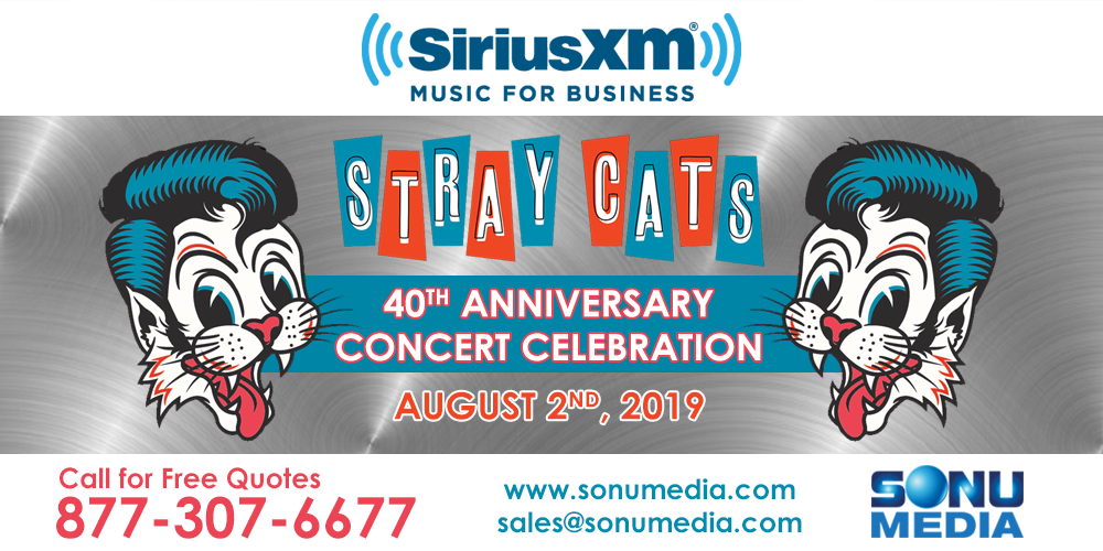 SiriusXM-Stray-Cats-40th-Anniversary-Concert-2019